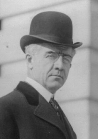 1928 Democratic Party presidential primaries - Image: Gilbert M. Hitchcock (cropped)