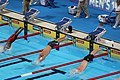Giles Smith, Michael Phelps, Davis Tarwater 2012 US Olympic Trials.jpg