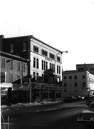 Gilman Block - c. 1977 photo