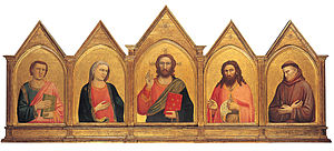 Giotto. Peruzzi Altarpiece 1310-15.North Carolina Museum of Art, Raleigh.jpg