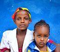 Girls, Wollaita, Ethiopia (15152458619).jpg