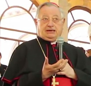 Giuseppe Bertello Catholic prelate and Cardinal