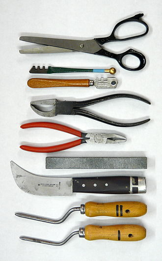 Glazier - A set of glazier tools