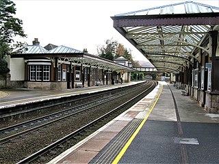 Gleneagles railway station