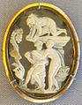 Glittica romana, celebrazione di bacco, I sec dc..JPG