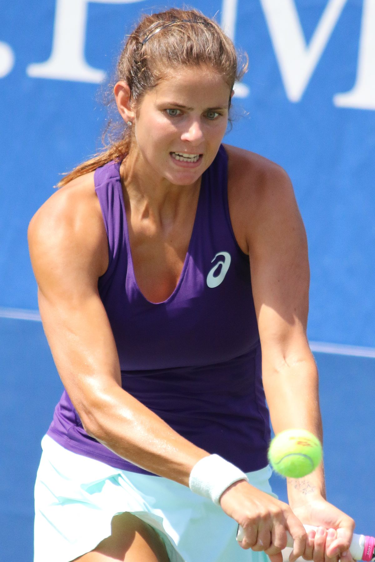 deutsche tennisspielerin julia