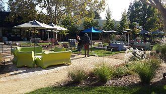 Googleplex - Google Campus in Googleplex