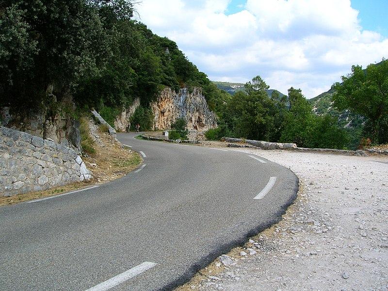 Gorges de la Nesque (Provence, France)