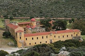 Gouverneto Monastery - Gouverneto Monastery.
