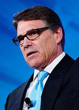 Gov. Rick Perry May 2015