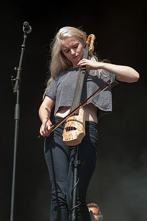Grace Chatto - Grace Chatto at Way Out West (2014)
