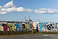 Graffiti (Beach Art) - Sandymount Strand (6050713163).jpg