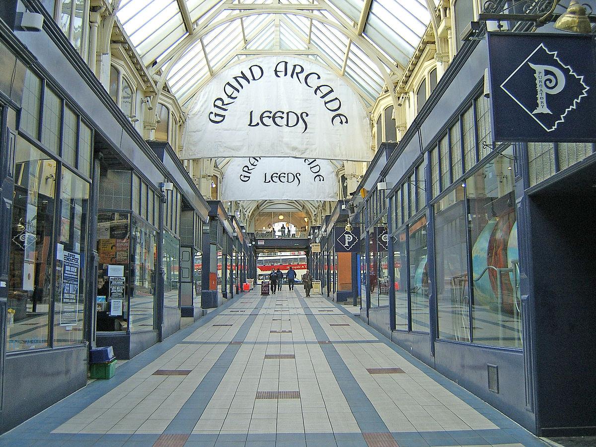 Grand Arcade Leeds Wikipedia