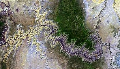Grand Canyon satellite map.jpg