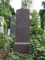 Grave of David von Kuhner and his wife Hermine (née Back), Vienna, 2018.jpg