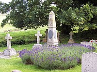 Grave of James Bond's Creator - geograph.org.uk - 496657.jpg