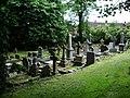 Graveyard, St Thomas Church, Barrowford - geograph.org.uk - 505569.jpg