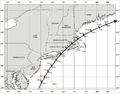 Great Colonial Hurricane of 1635 track.png