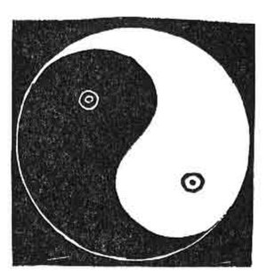 Taijitu - Image: Great Monad Kenton 1928