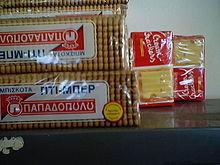 Biscotti dalla Grecia