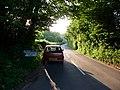 Greenham , Greenham Sign and Bishop's Hill - geograph.org.uk - 1332700.jpg