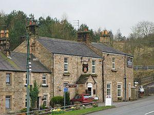 Greenhead, Northumberland - Image: Greenhead Hotel