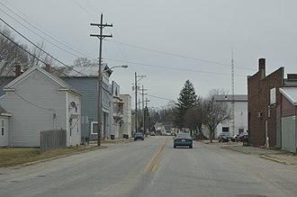 Greens Fork, Indiana - Pearl Street