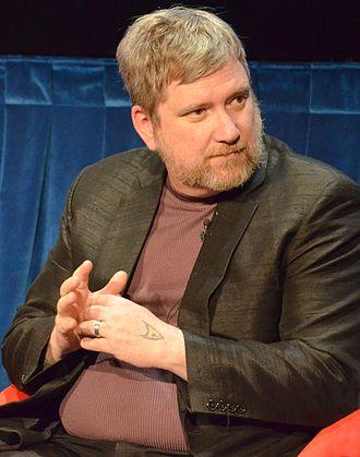 Gregory Poirier - Gregory Poirier in 2012