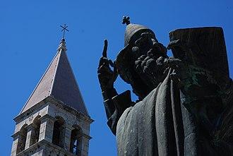 Gregory of Nin - Image: Grgur Ninski akn