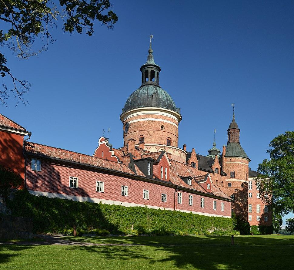Gripsholm castle (by Pudelek)