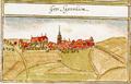 Großsachsenheim, Sachsenheim, Andreas Kieser.png