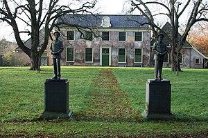 Bentveld - Groot Bentveld, an estate in Bentveld
