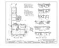 Grumblethorpe, 5267 Germantown Avenue, Philadelphia, Philadelphia County, PA HABS PA,51-GERM,23- (sheet 2 of 10).png