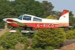 Grumman AG-5B Tiger 'G-RICO' (33743052030).jpg