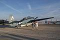 Grumman TBM-3E Avenger BuNo 91436 NL436GM RSideRear Dawn SNF 04April2014 (14585632302).jpg
