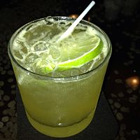 Green Chile Vodka Drinks