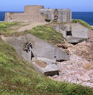 Fortifications of Guernsey