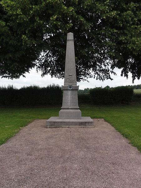 Guise (Aisne) mon. aux morts Flavigny-le-Petit