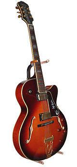 Double Six Guitare Caf Ef Bf Bd Lyon Fb