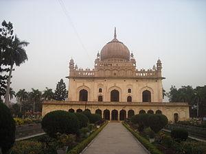 Gulab Bari - Gulab Bari is the Tomb of Nawab Nawab Shuja-ud-Daula.