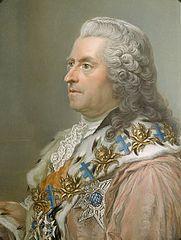 portrait du comte Charles-Gustave de Tessin