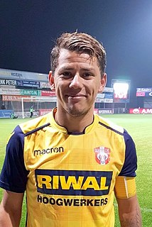Gustavo Hamer Dutch footballer