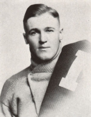 1915 College Football All-America Team - Nebraska's Guy Chamberlain