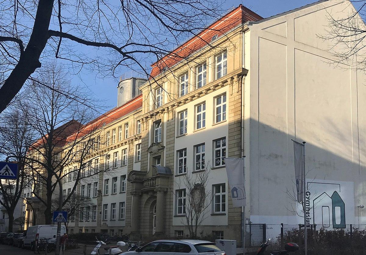 Gymnasium Hoheluft