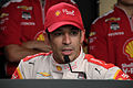 Hélio Castroneves - Press conference - Carb Day 2015 - Stierch.jpg