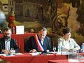 Hénin-Beaumont - Élection officielle de Steeve Briois comme maire de la commune le dimanche 30 mars 2014 (056).JPG