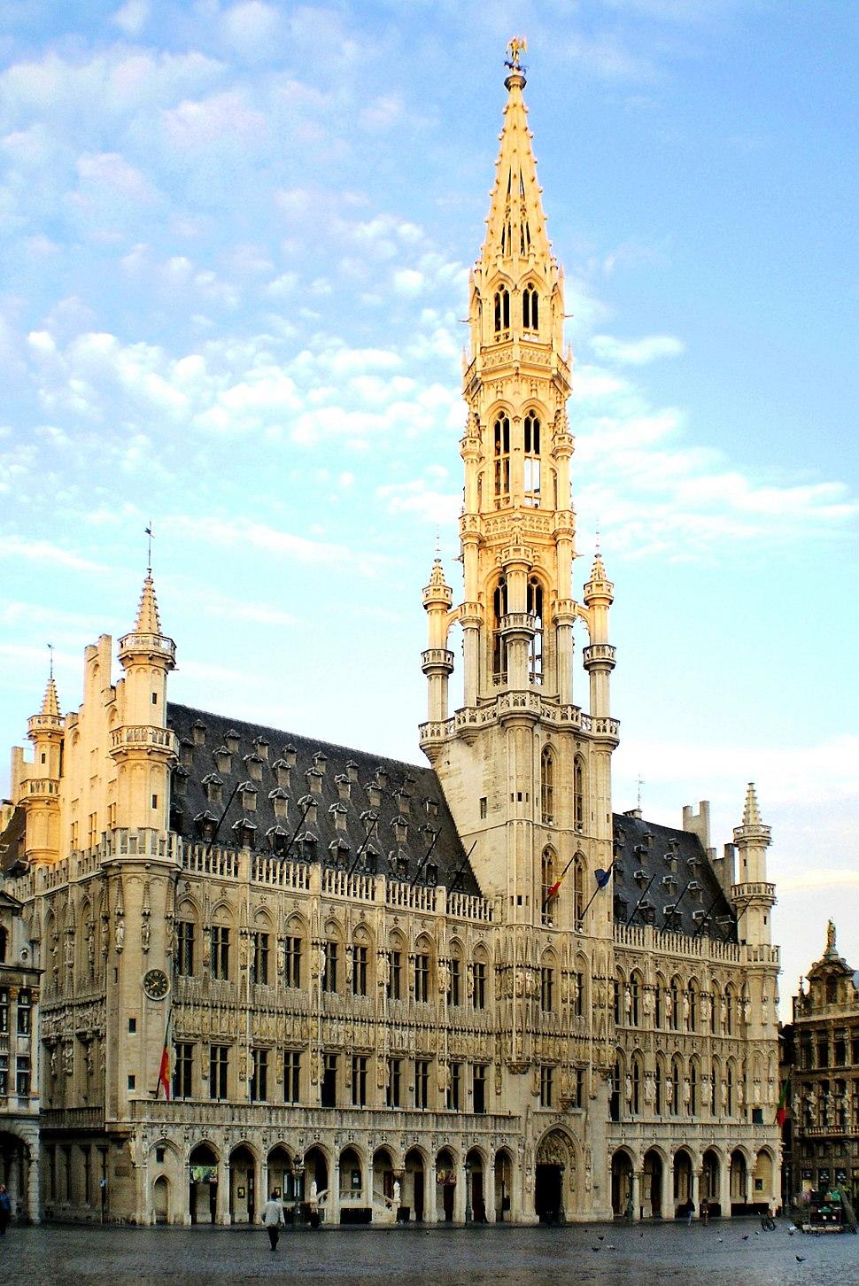 Hôtel de Ville de Bruxelles 01