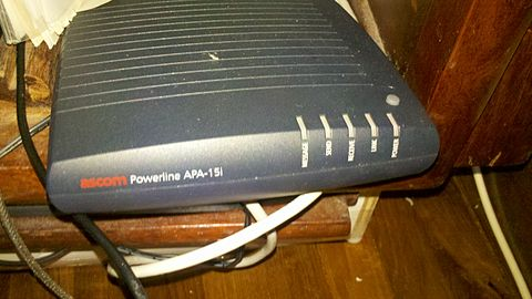 由香港HGC提供的Powerline Modem