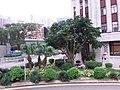 HK 中環 Central 香港中國銀行 舊大廈 Bank of China Building 德輔道中 Des Voeux Road near Queensway October 2018 SSG 02.jpg