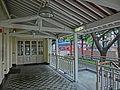 HK 北角 North Point 油街實現 Oil Street Art Space upper deck balcony terrace Mar-2014.JPG